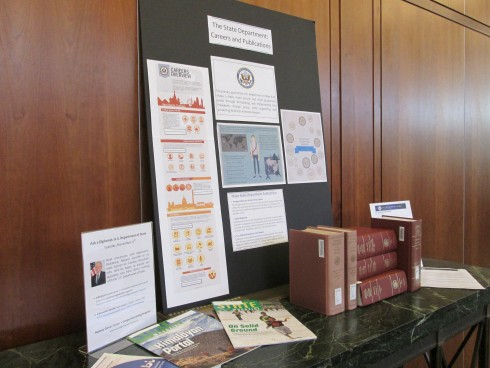 State Department Display