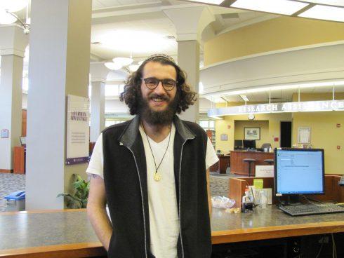 Meet Our Summer Intern | Furman Library News | Furman University