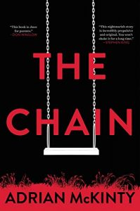 Cover Art for The Chain by Adrian McKinty