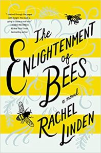 Cover Art for The Enlightenment of Bees by Rachel Linden