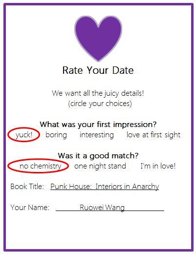 first date essay
