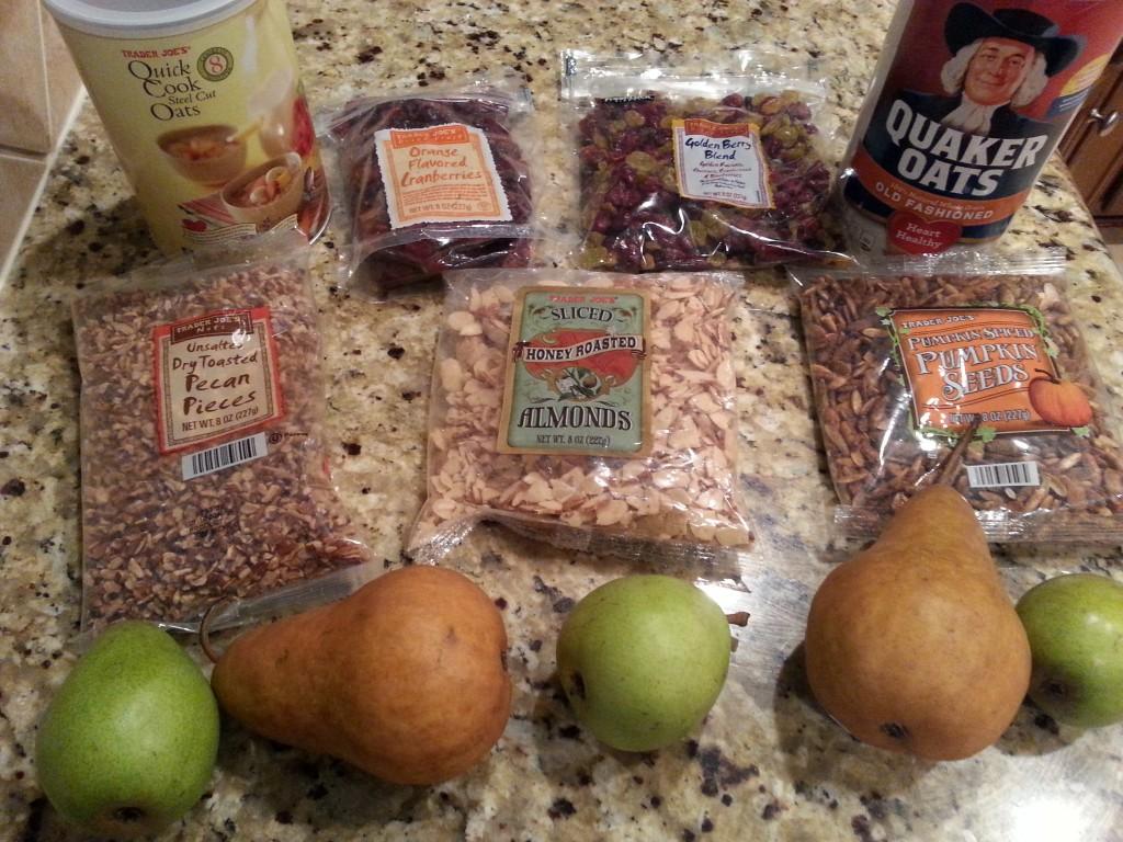 pear oatmeal (1)