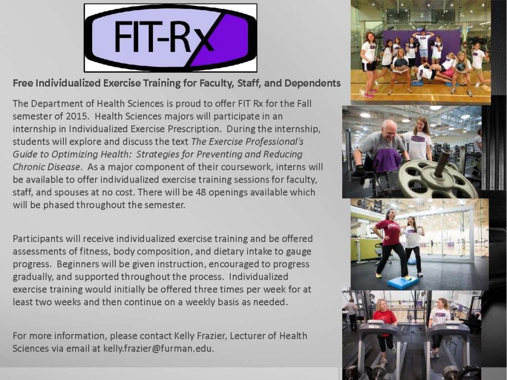 FIT Rx Fall 2015
