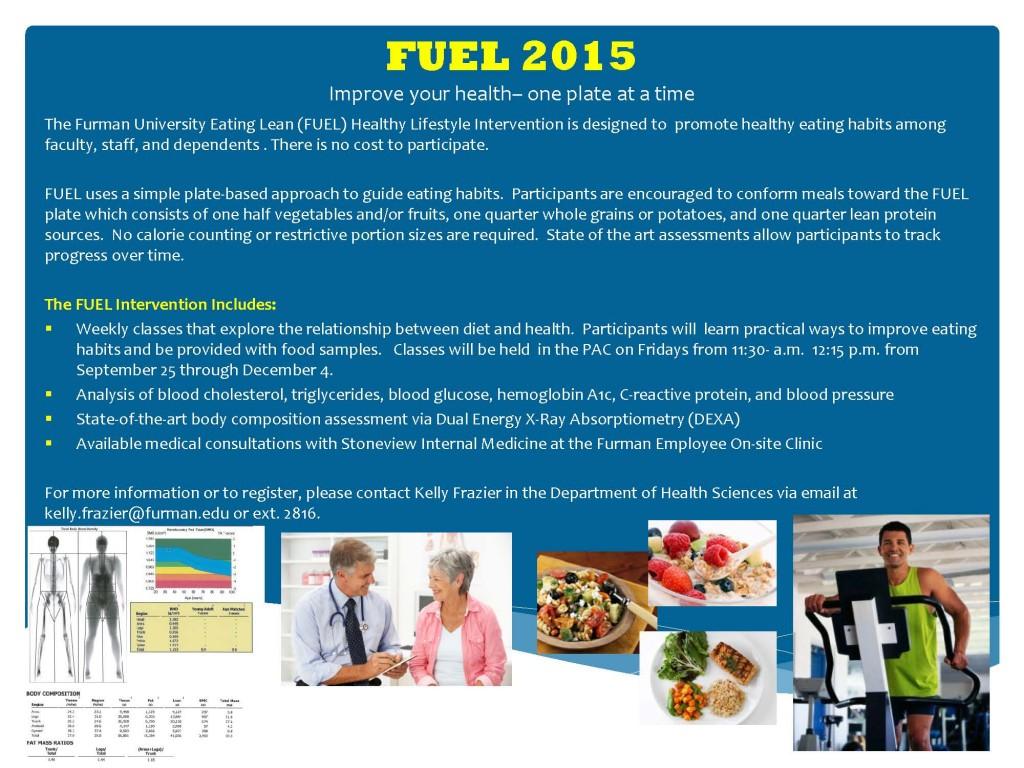FUEL 2015 Fall  promo