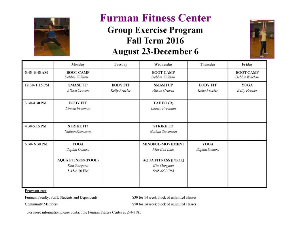 GROUP EXERCISE Fall 16 term FRONT [Compatibility Mode]