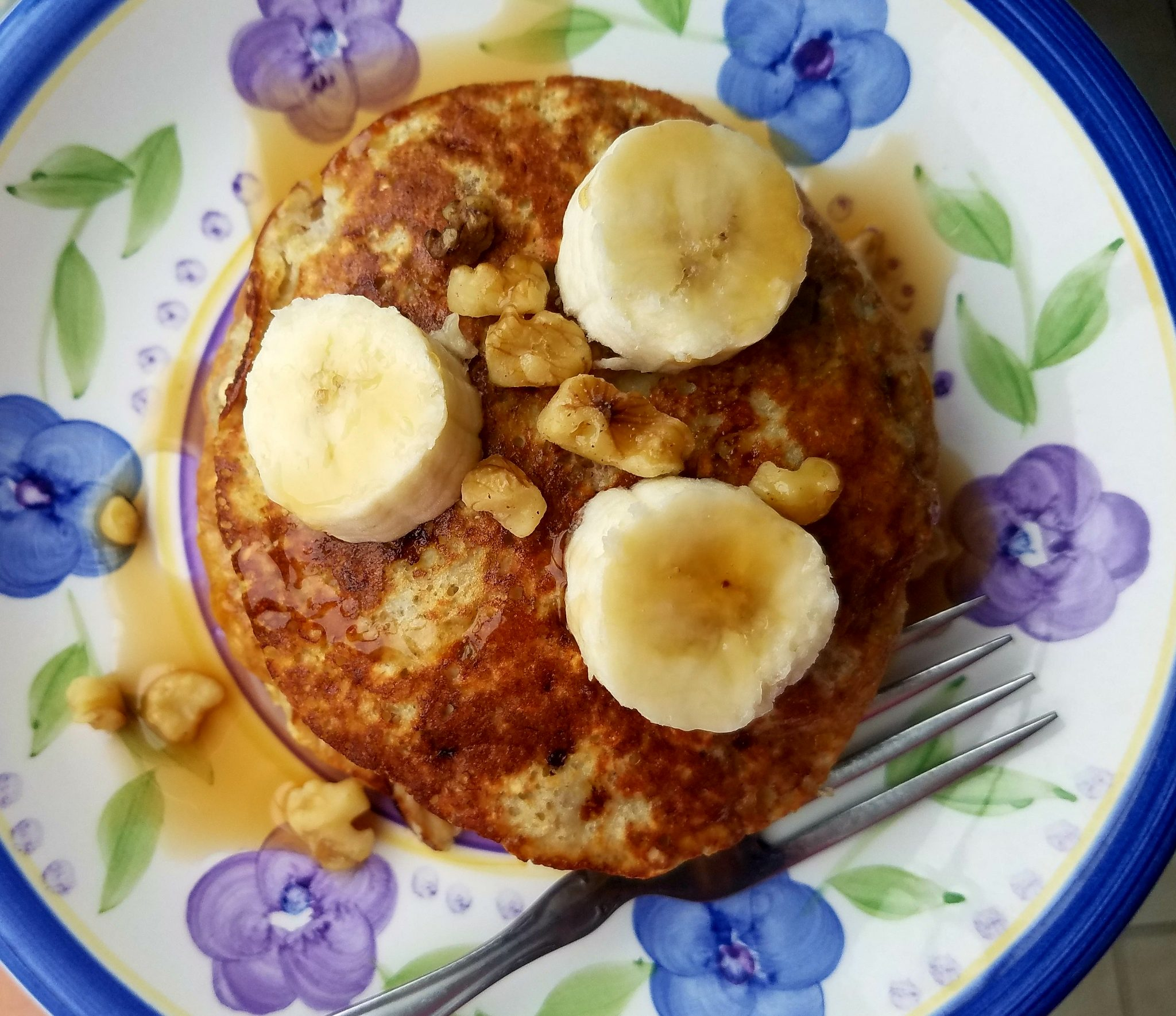 Easy 3 ingredient banana oat pancakes live well furman furman easy 3 ingredient banana oat pancakes live well furman furman university ccuart Gallery