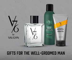 V76 - Gifts for the Well-Groomed Man