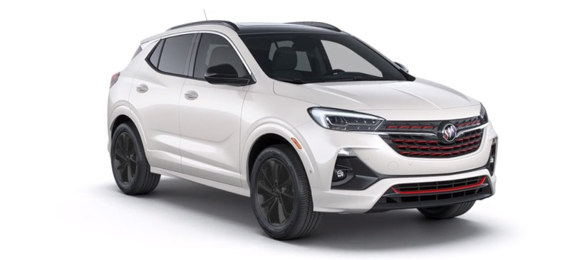 2020 Buick Encore GX Blackout Package