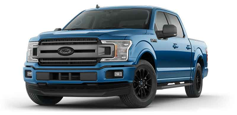 2020 Ford F150 Accessory Package