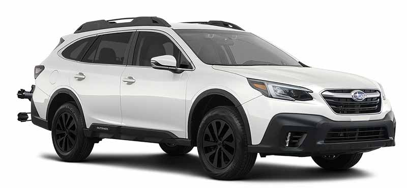2020 Subaru Outback Blackout Package
