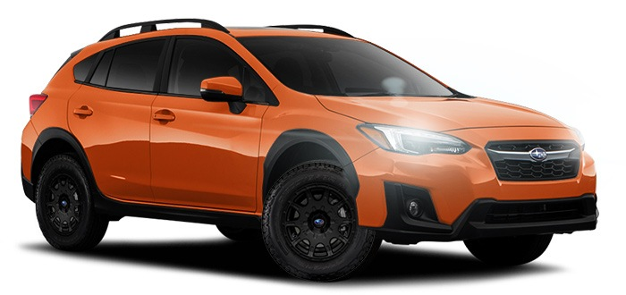 2020 Subaru Crosstrek Accessory Package