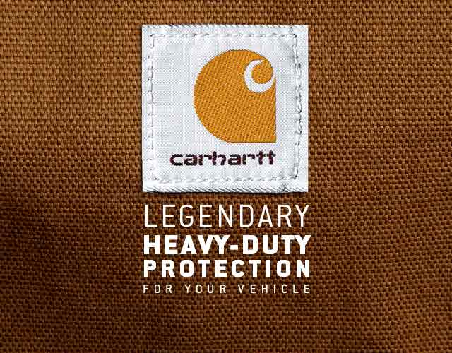 Carhartt Seat Covers