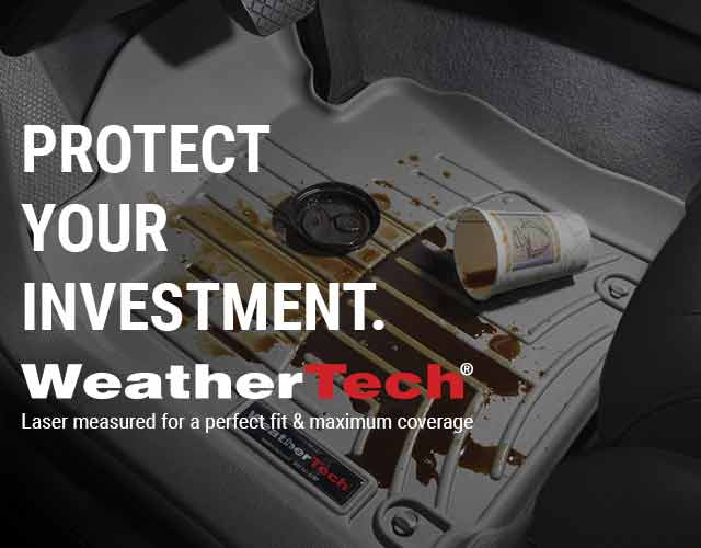 WeatherTech Products