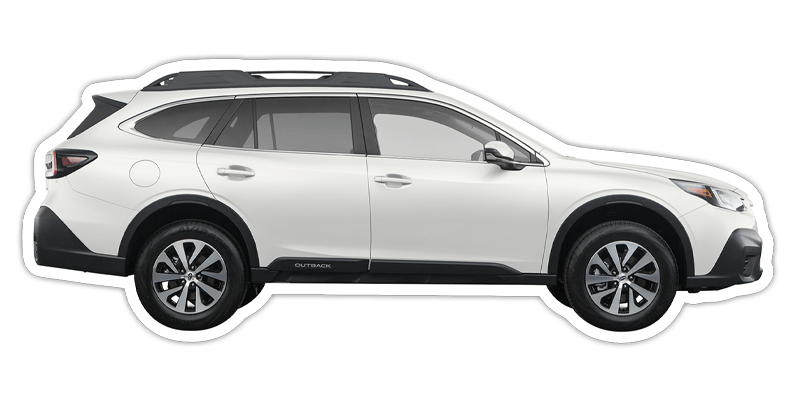 2020 Subaru Outback Accessories