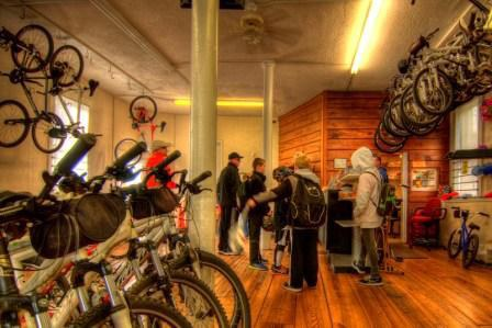 Virginia Creeper Trail Bike Shop