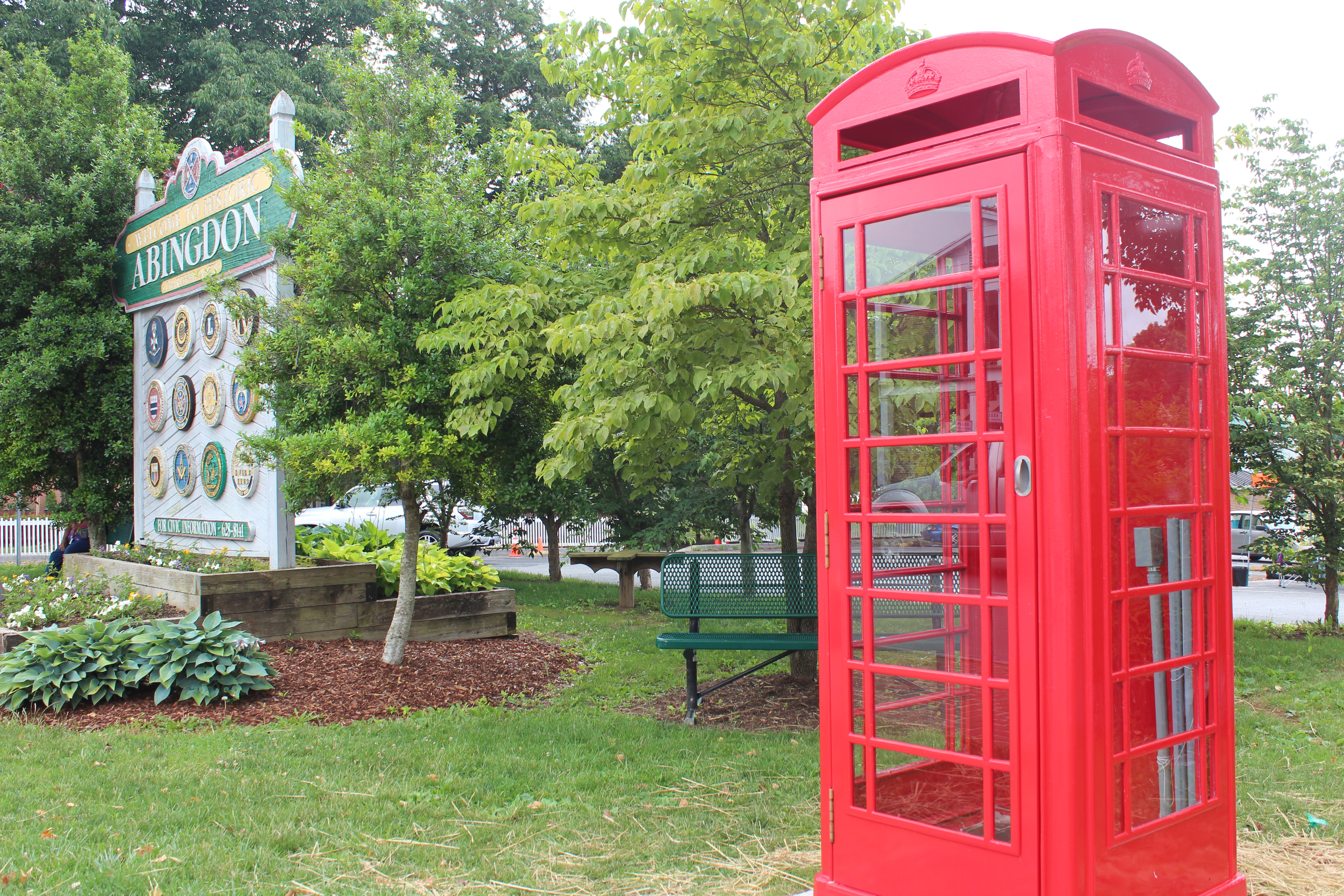 Phone Booth 2015