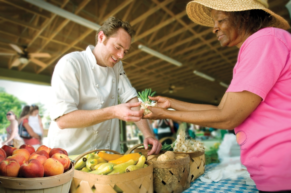 Take an Abingdon Virginia farm to table tour and experience the tastes of Appalachia.