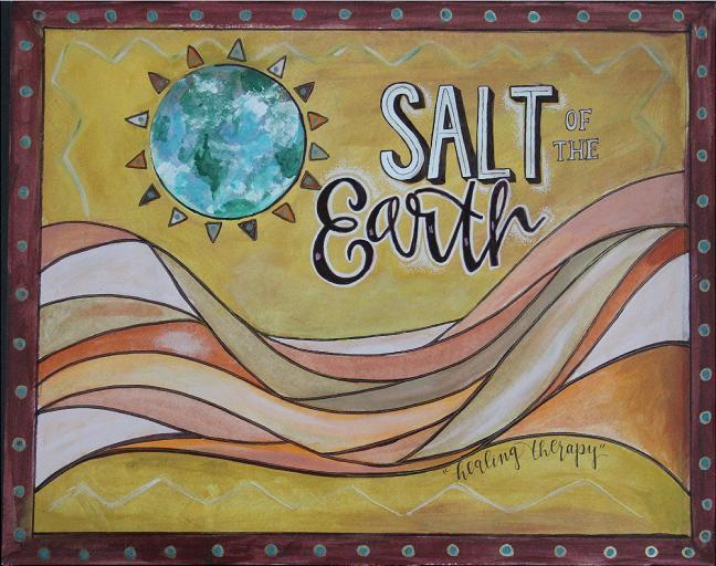 Salt of the Earth logo