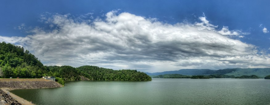 South Holston Lake in Bristol, TN