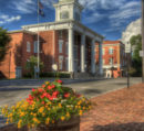 Washington County Courthouse in Abingdon VA credit Jason Barnette