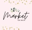 Market on main logo