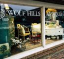 Wolf Hills Antiques Exterior