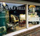 Wolf Hills Antiques Exterior