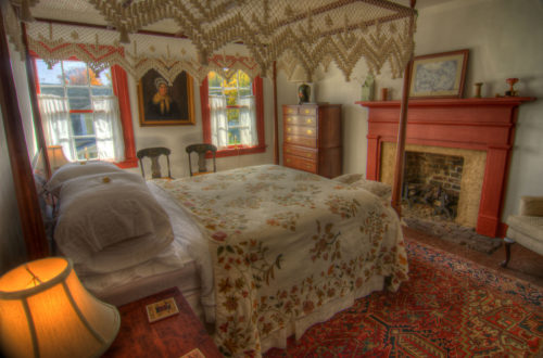 A Tailor's Lodging bedroom credit Jason Barnette