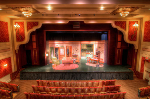 Barter Main Stage interior no audience credit Jason Barnette