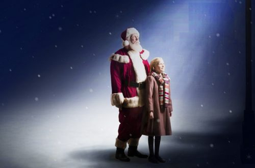 Barter promo pic Miracle on 34th Street Christmas