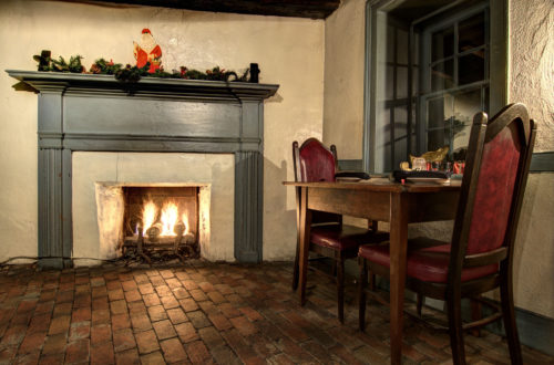 The Tavern Restaurant Interior Jb0063