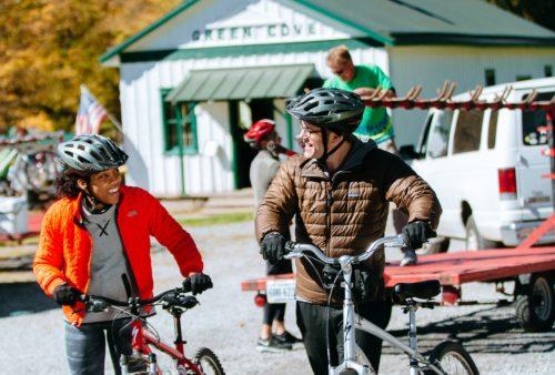 Creeper Trail riders Green Cove Sam Dean