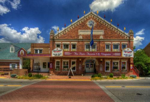 Barter Theatre exterior daytime credit Jason Barnette