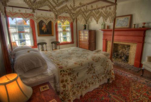 A Tailor's Lodging bedroom credit Jason Barnette