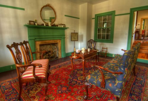 A Tailor's Lodging interior credit Jason Barnette