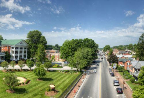 Main Street Martha panorama credit Jason Barnette