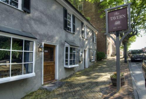 The Tavern exterior - credit Jason Barnette