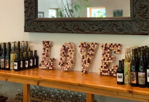 Abingdon Vineyards LOVEwork pop up