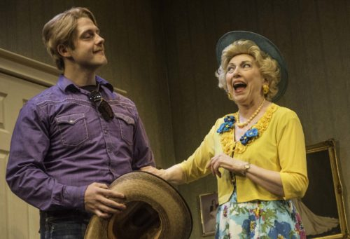 Barter Theatre production Southern Fried Nuptials