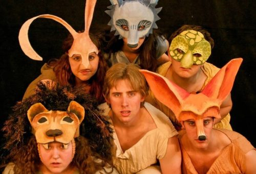 Barter production Barter Players Aesops Fables