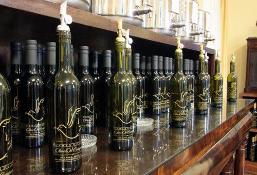 Abingdon olive oil interior shopping
