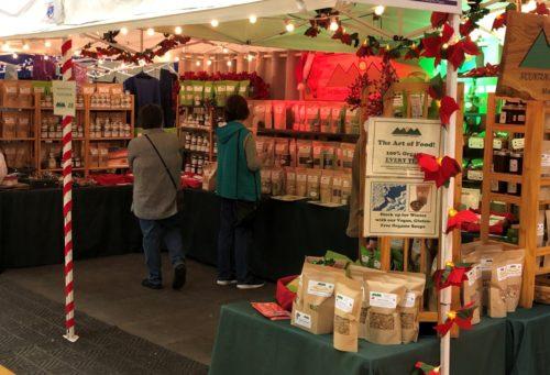 Holiday craft market vendor 2020 Virginia Highlands Festival