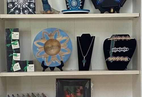 Holston Mtn Arts Pop up lovework