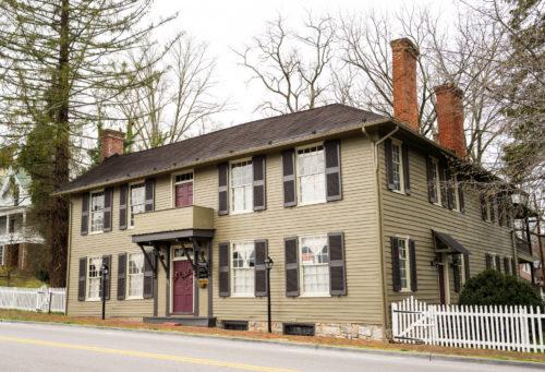 James Longley James K Gibson House 1