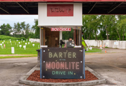 PR Selects Moonlite Drive In Barter Theatre 2