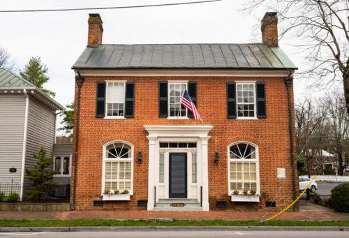 Reverend Rohr House Marcella 2