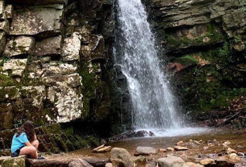 Sophia at Gentry Falls