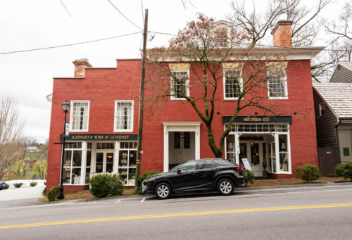 Washington House Thomas Findlays Hotel 1