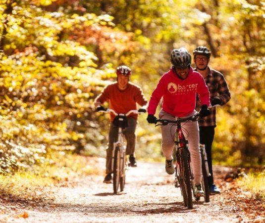 Creeper Trail riders fall 1 Sam Dean