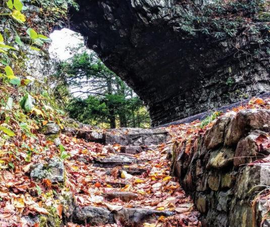 Backbone-rock-stairs-in-fall-credit-Chad-Mc Glamery